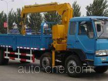 Xuda CFJ5251JSQ truck mounted loader crane