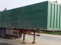 Xuda CFJ9390XXY box body van trailer