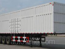 Xuda CFJ9401XXY box body van trailer