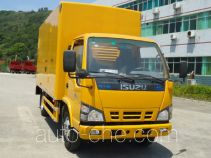 Changfeng CFQ5071TPS high flow emergency drainage and water supply vehicle