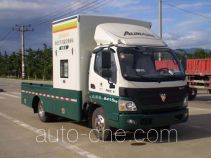Changfeng CFQ5080THD electric vehicles power battery exchange service truck