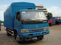 Changfeng CFQ5080XXY soft top box van truck