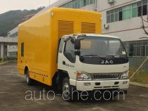 Changfeng CFQ5103XDY power supply truck