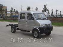大运牌CGC1020SPB32D型载货汽车底盘