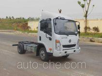 Dayun CGC1040EV1YAH0 electric truck chassis