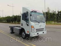 Dayun CGC1044EV1CBBJEAHY electric truck chassis
