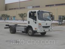 Dayun CGC1070EVBB33 electric truck chassis