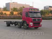 大运牌CGC1250D5CBJD型载货汽车底盘