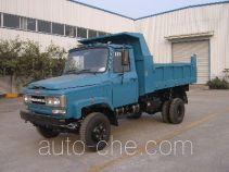 Chuanlu CGC2810CD5 low-speed dump truck