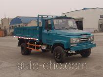 川路牌CGC3043CD3E3型自卸汽车