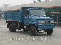 川路牌CGC3100CBC39D型自卸汽车
