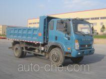 大运牌CGC3110HDE37E型自卸汽车