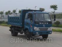 大运牌CGC3110HVD37D型自卸汽车