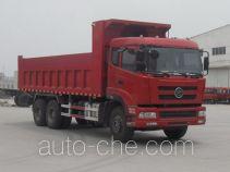 川路牌CGC3161G3G型自卸汽车