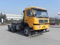 Dayun CGC3250D5DCBD dump truck chassis