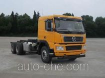 Dayun CGC3250D5DCGD dump truck chassis