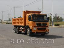 大运牌CGC3250D5DCHD型自卸汽车