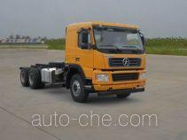 Dayun CGC3250D5DCHD dump truck chassis
