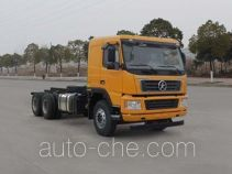 Dayun CGC3250D5ECGD dump truck chassis