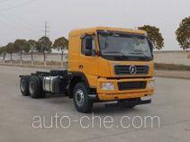 Dayun CGC3250D5ECHD dump truck chassis
