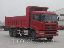 川路牌CGC3251G3G型自卸汽车