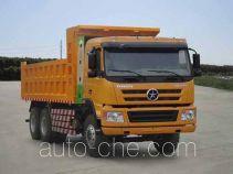 大运牌CGC3251N43CD型自卸汽车