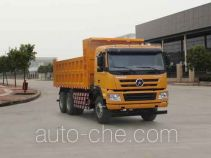 大运牌CGC3251N5XCA型自卸汽车