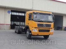 Dayun CGC3251WD4CC dump truck chassis