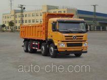 大运牌CGC3310D4XDA型自卸汽车