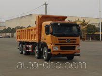 大运牌CGC3310D5DDAD型自卸汽车