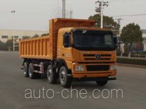 大运牌CGC3310D5DDED型自卸汽车
