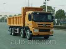 大运牌CGC3310D5DDFD型自卸汽车
