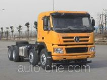 Dayun CGC3310D5DDFD dump truck chassis