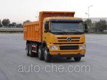 大运牌CGC3313D4RD型自卸汽车