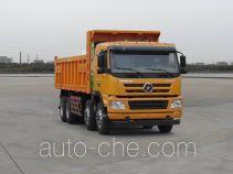 大运牌CGC3313N4HD型自卸汽车