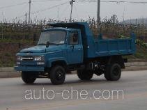 川路牌CGC4010CD型自卸低速货车