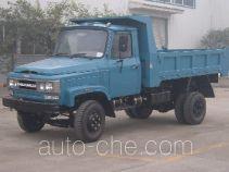 Chuanlu CGC2810CD4 low-speed dump truck