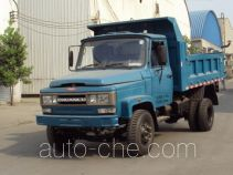 Chuanlu CGC4010CD12 low-speed dump truck
