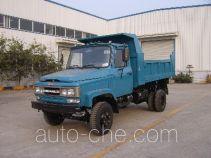 川路牌CGC4010CD8型自卸低速货车