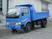川路牌CGC4010D3型自卸低速货车