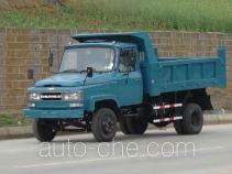 川路牌CGC4015CD1型自卸低速货车