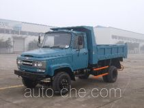 川路牌CGC4015CD3型自卸低速货车