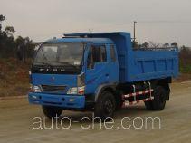 川路牌CGC4020PD4型自卸低速货车