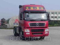大运牌CGC4180WD41型牵引汽车