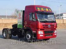 大运牌CGC4181N4RA型牵引汽车