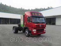 大运牌CGC4181N5RAA型牵引汽车