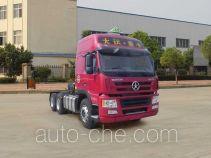 Dayun CGC4250A5DCCE dangerous goods transport tractor unit