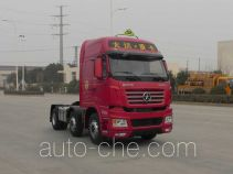 大运牌CGC4250A5EBKG型危险品运输半挂牵引车