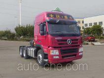 Dayun CGC4250A5ECCE dangerous goods transport tractor unit