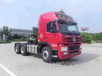 Dayun CGC4250D43CA dangerous goods transport tractor unit